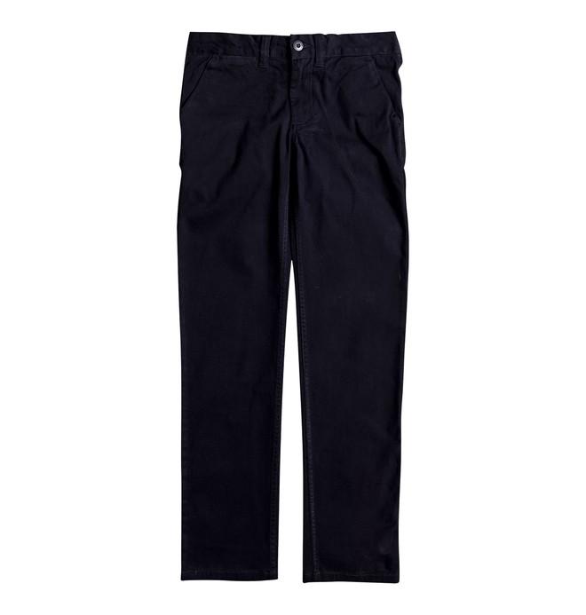 0 Worker Slim - Chinos Blue EDBNP03005 DC Shoes