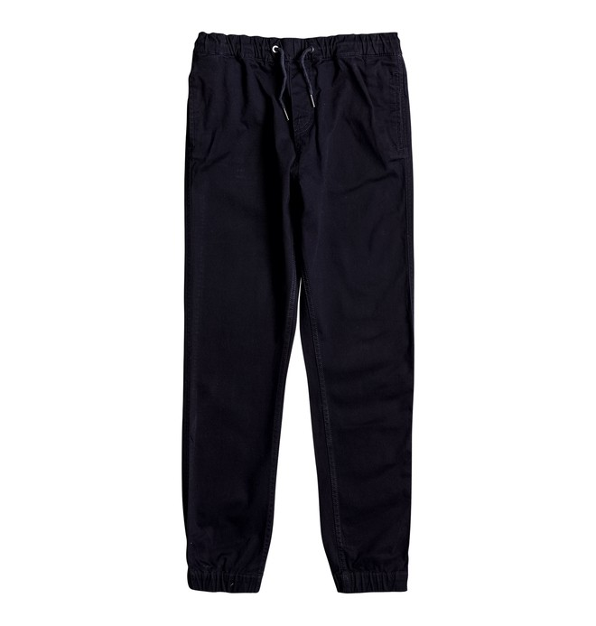 0 Blamedale - Chino Joggers Blue EDBNP03017 DC Shoes