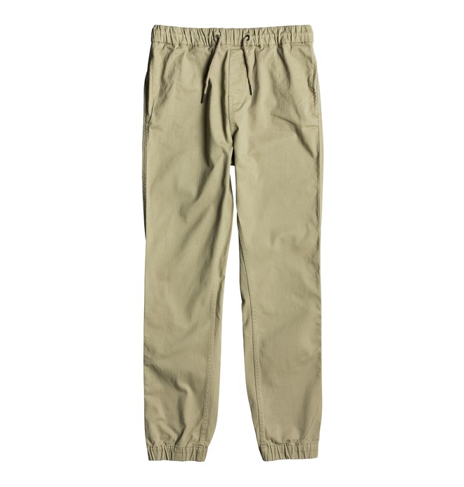 0 Blamedale - Chino Joggers Beige EDBNP03017 DC Shoes