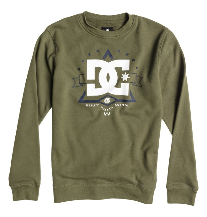 0 Pyramid Crew Boy  EDBSF03030 DC Shoes