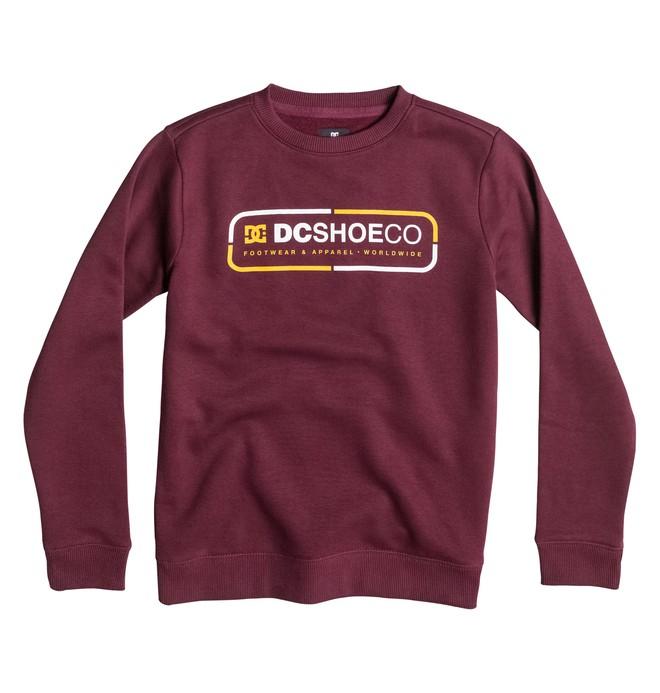 0 3 Two 1 - Crew-Neck Sweatshirt  EDBSF03041 DC Shoes