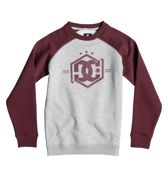 0 Hepta Raglan  EDBSF03051 DC Shoes