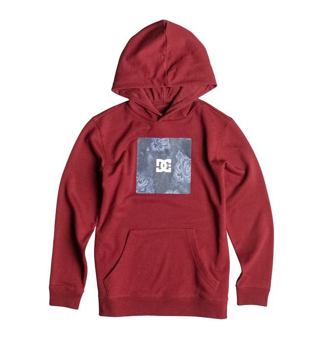 0 Nu Roses - Sweat à capuche  EDBSF03055 DC Shoes
