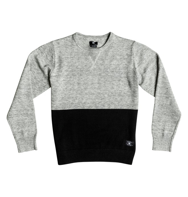 0 Aylesford - Sweater Black EDBSW03009 DC Shoes