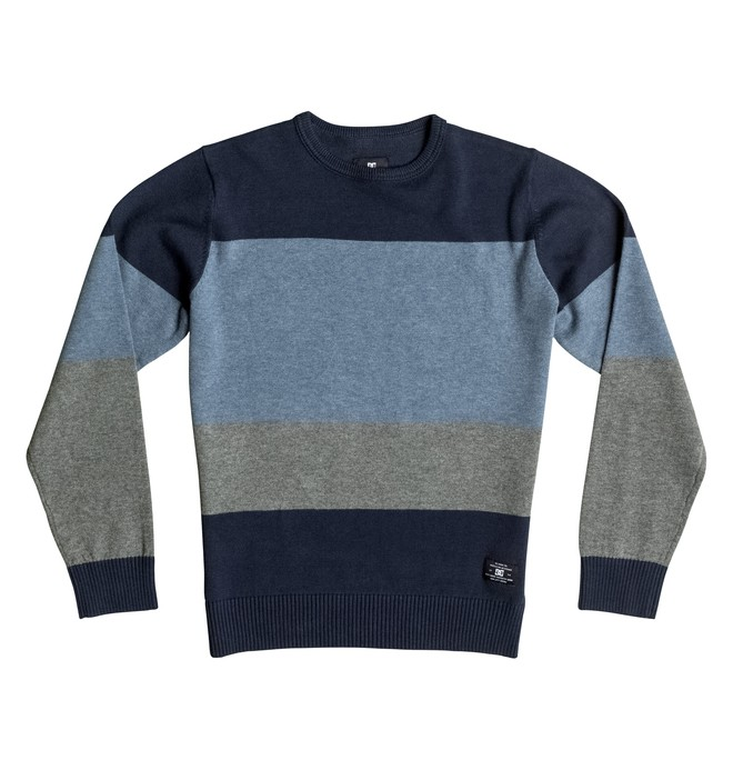 0 Bent Bow - Sweater Blue EDBSW03010 DC Shoes