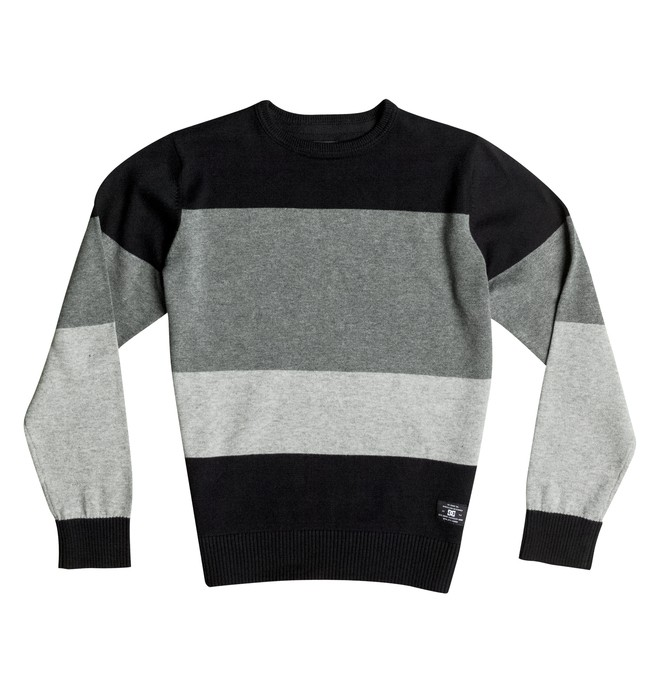 0 Bent Bow - Sweater Black EDBSW03010 DC Shoes