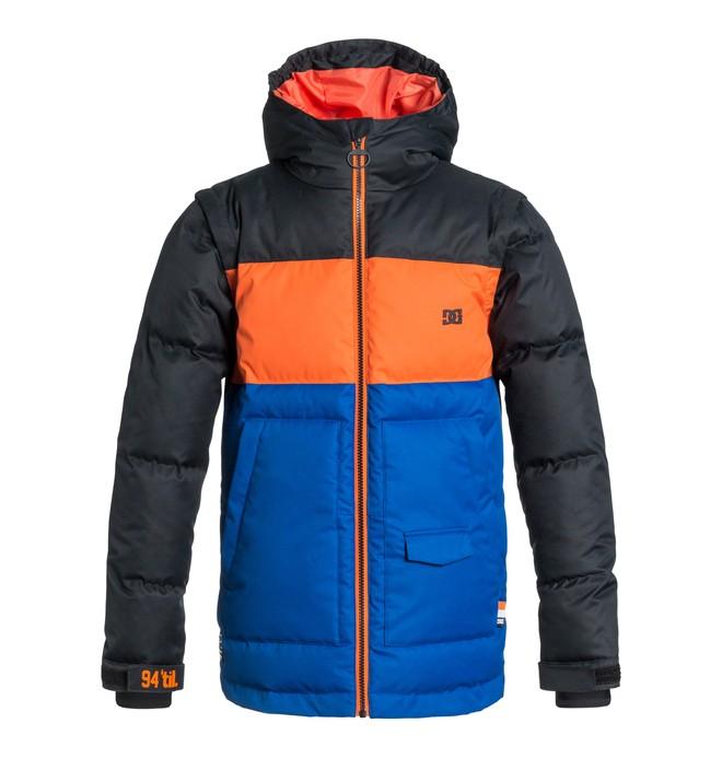 0 Boy's Downhill Snow Jacket  EDBTJ03001 DC Shoes