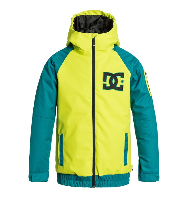 0 Boy's Troop Snow Jacket  EDBTJ03005 DC Shoes