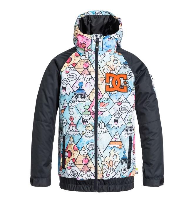 0 Troop -  Snowboard Jacket  EDBTJ03005 DC Shoes