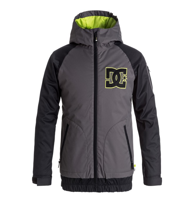 0 Troop - Snow Jacke Schwarz EDBTJ03019 DC Shoes