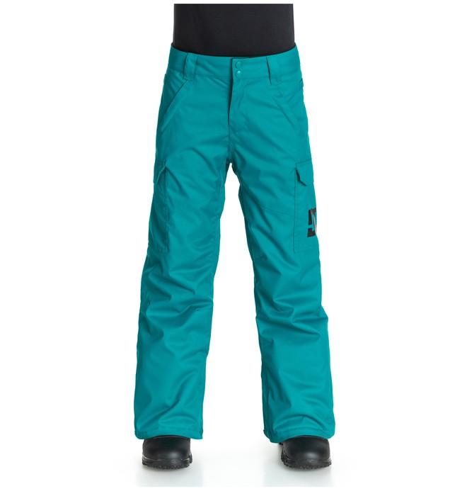 0 Boy's Banshee Snow Pants  EDBTP03002 DC Shoes