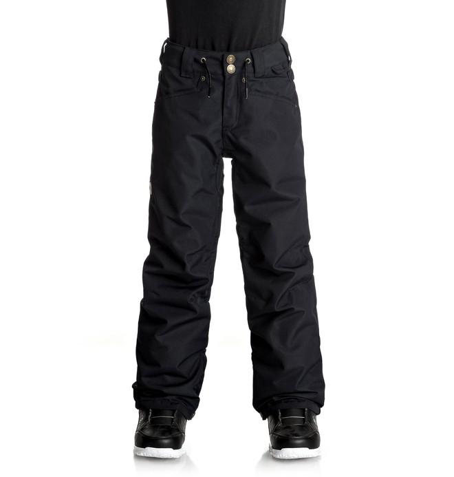 0 Relay - Snow-Hose Schwarz EDBTP03005 DC Shoes