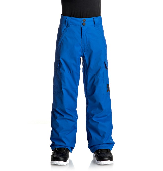 0 Banshee - Snow Pants Blue EDBTP03006 DC Shoes