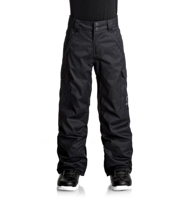 0 Banshee - Pantalon de snow Noir EDBTP03006 DC Shoes