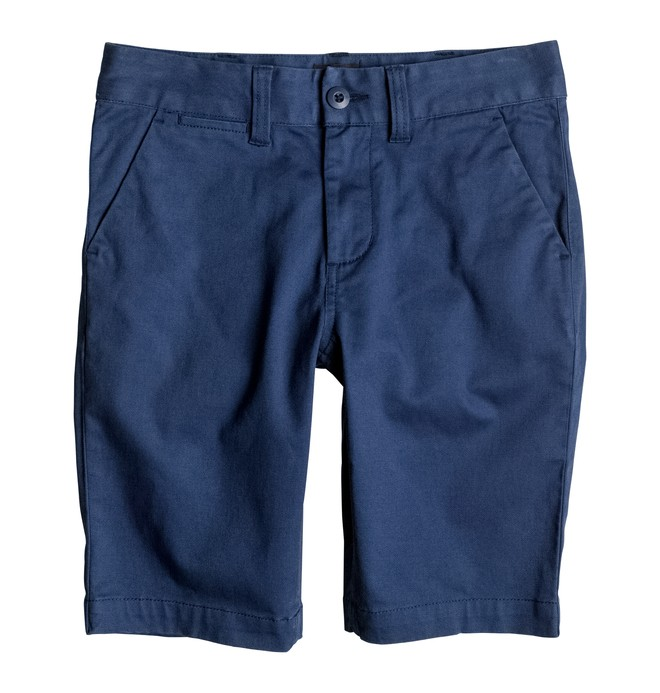 0 Worker Straight - Shorts Blue EDBWS03020 DC Shoes