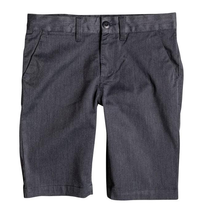 "0 Worker Straight 18.5"" - Short  EDBWS03031 DC Shoes"