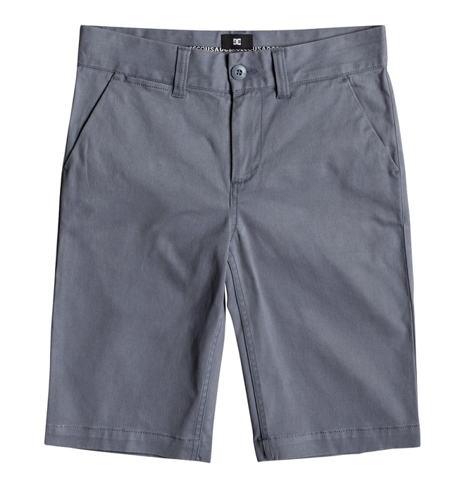 0 Worker - Chino Shorts Blue EDBWS03045 DC Shoes