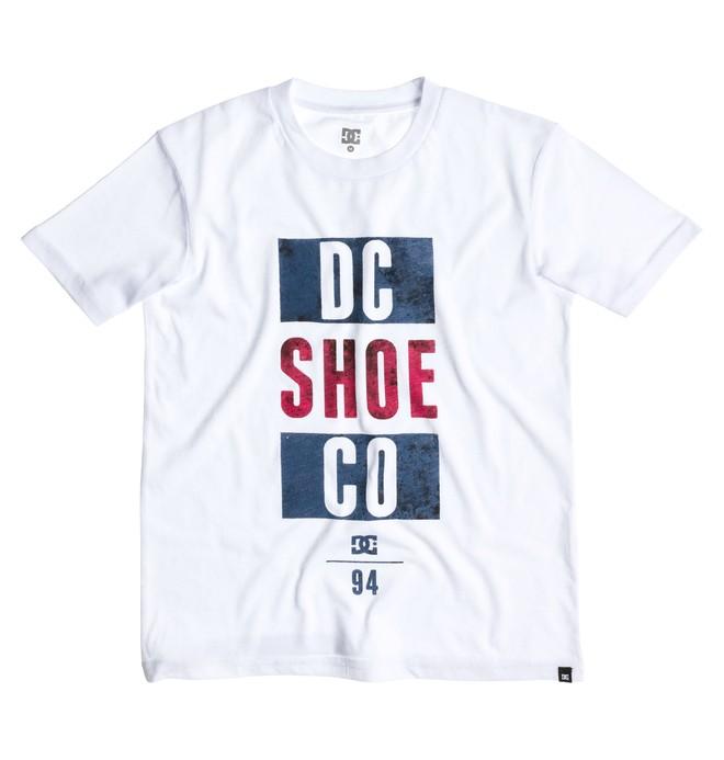 0 Babel Short Sleeve Boy  EDBZT03053 DC Shoes