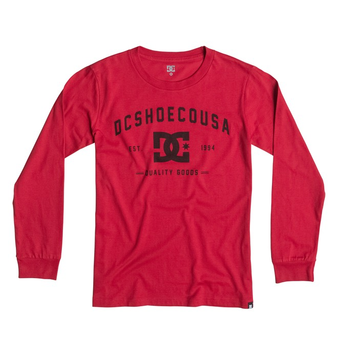 0 Basement - Long Sleeve T-shirt  EDBZT03097 DC Shoes