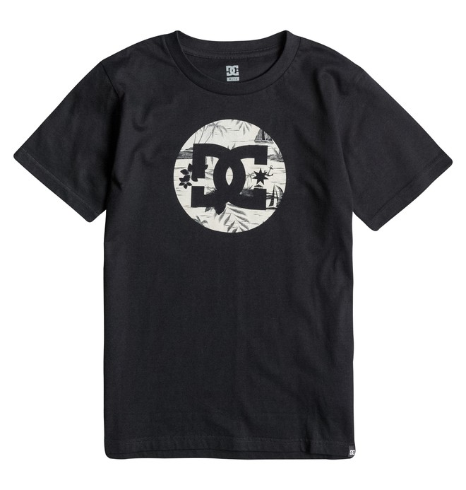 0 Cruiser Island - T-shirt  EDBZT03127 DC Shoes