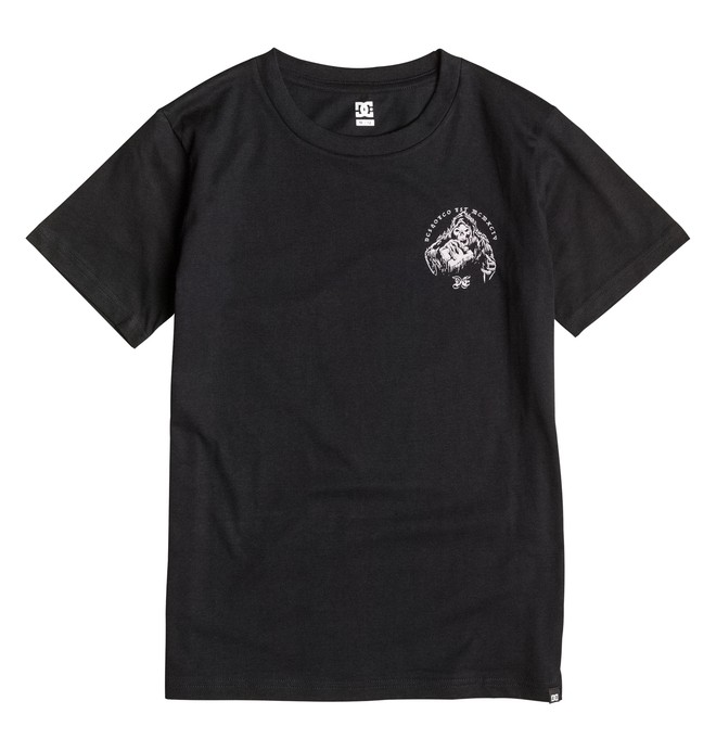 0 Deathface - T-Shirt  EDBZT03133 DC Shoes