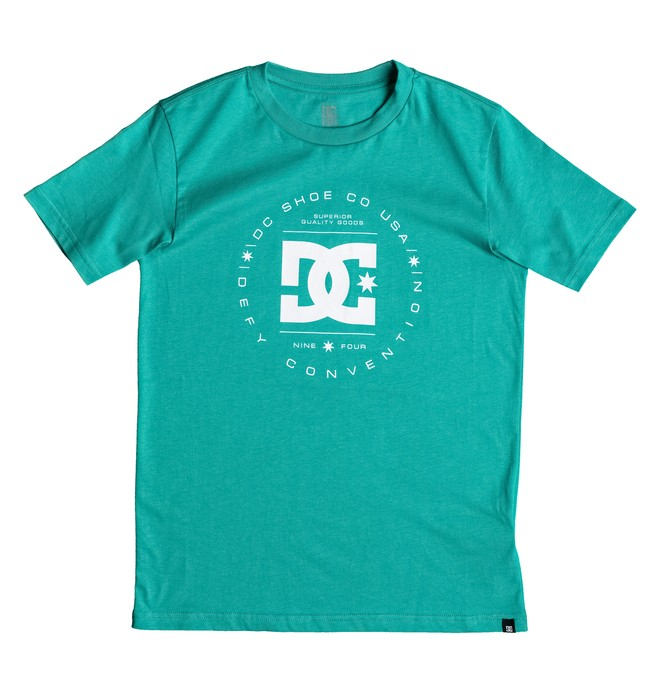 0 Rebuilt - T-Shirt  EDBZT03140 DC Shoes