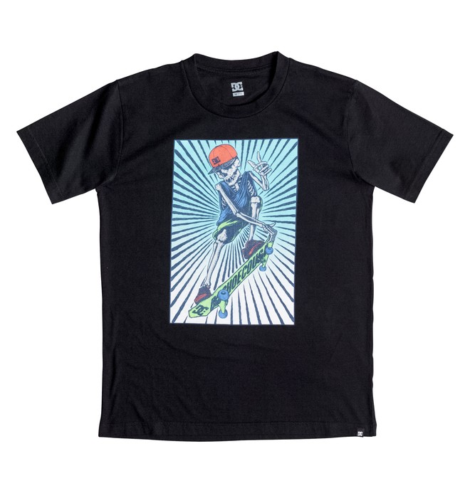 0 Danny - T-Shirt  EDBZT03173 DC Shoes