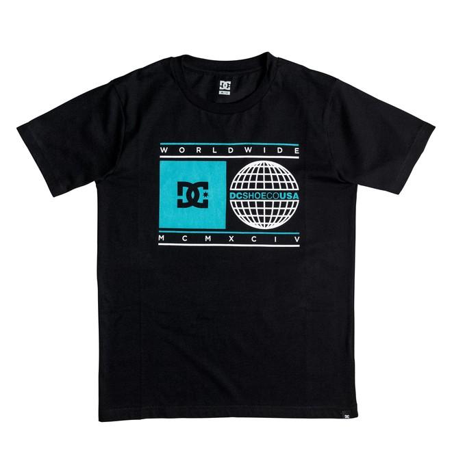 0 Oracular - T-Shirt  EDBZT03182 DC Shoes