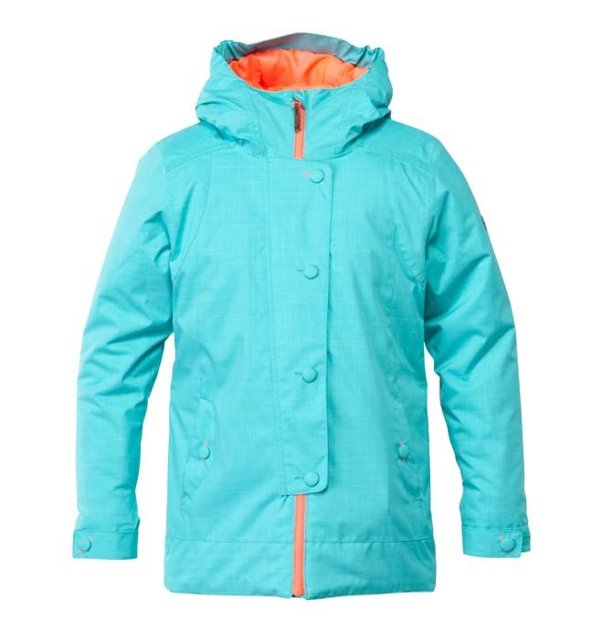 0 Girl's Data K 15 Snow Jacket  EDGTJ00001 DC Shoes