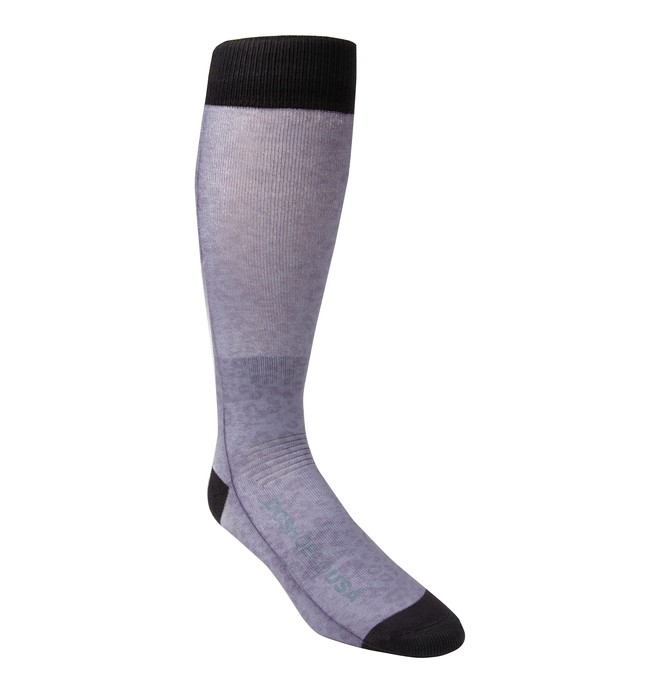 0 Women's Playtime Snowboard Socks  EDJAA00000 DC Shoes