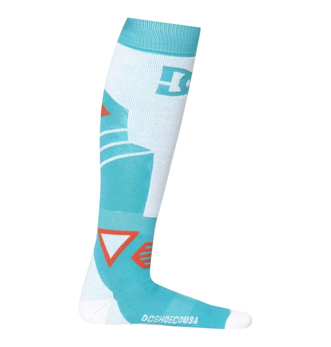 0 Women's Merino Misty W 15 Snow Socks  EDJAA00012 DC Shoes