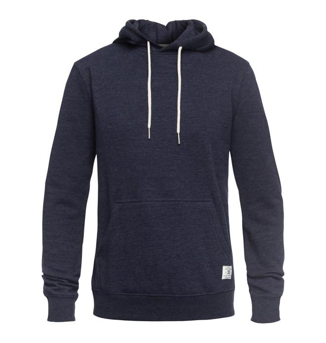0 Rebel Star - Sweatshirt Blue EDJFT03023 DC Shoes
