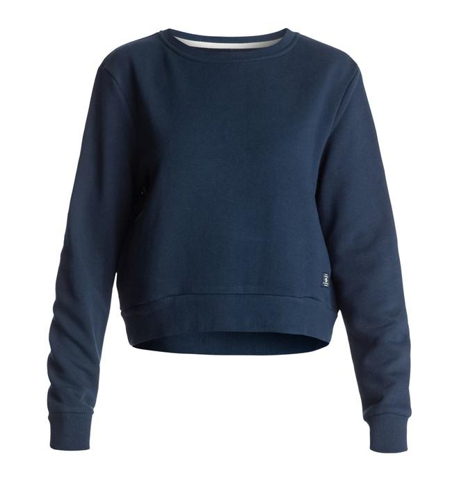 0 Marpole - Cropped Sweatshirt  EDJFT03031 DC Shoes