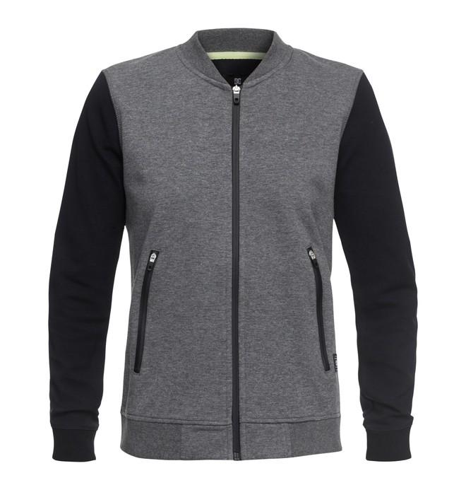 0 Vickerys - Technical Jersey Jacket Black EDJFT03053 DC Shoes