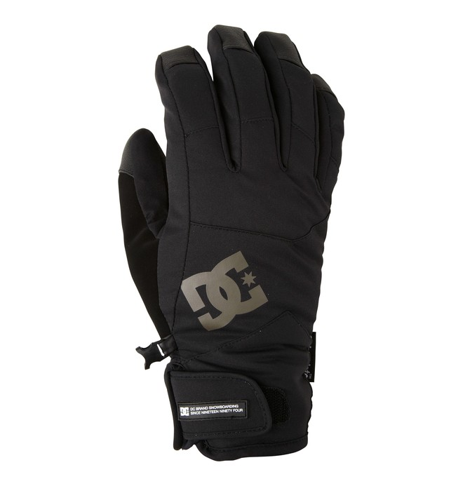 0 Women's Seger Snowboard Gloves  EDJHN00004 DC Shoes