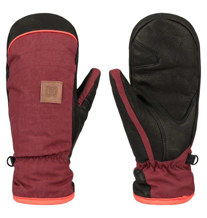 0 Women's Sugga Mittens  EDJHN03001 DC Shoes