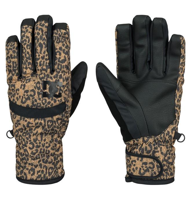 0 Women's Seger Gloves  EDJHN03002 DC Shoes