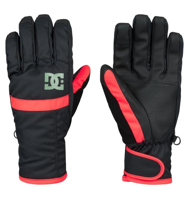 0 Seger -  Gloves  EDJHN03002 DC Shoes
