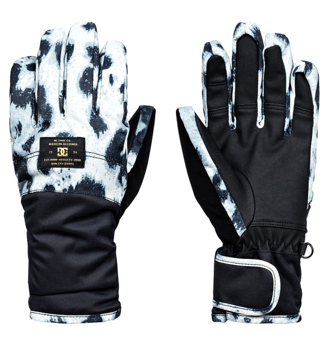 0 Franchise - Gants de snowboard/ski Blanc EDJHN03010 DC Shoes