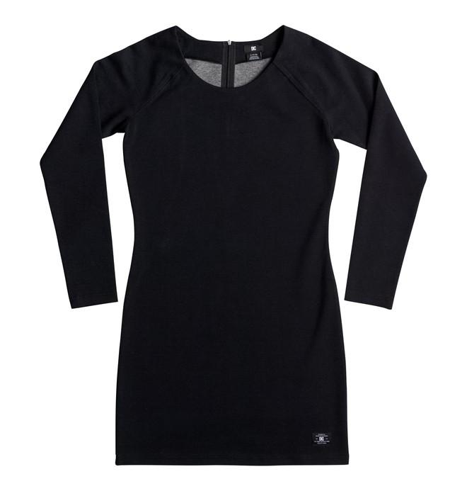0 Coaltrack - Vestido De Manga Larga Negro EDJKD03006 DC Shoes