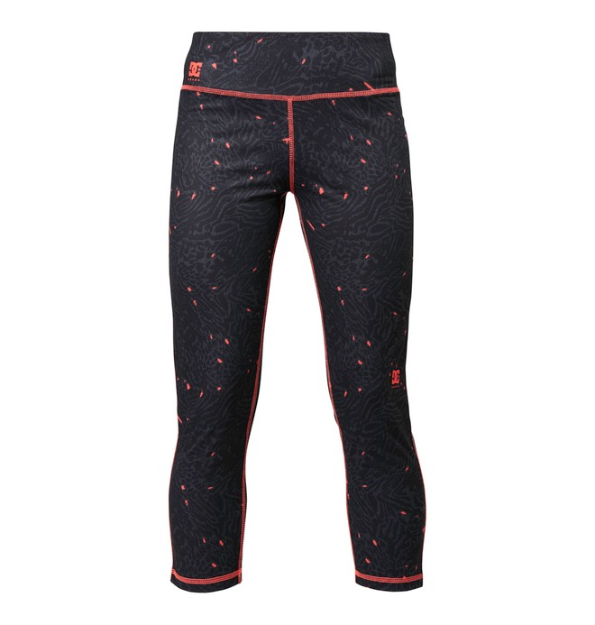 0 Women's Seema Base Layer Bottoms  EDJLW00001 DC Shoes