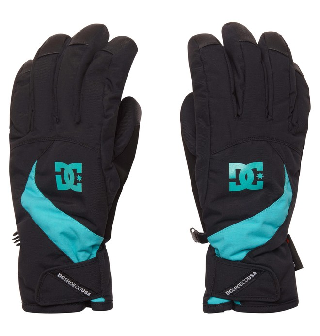 0 Women's Seger W 15 Gloves  EDJTH00003 DC Shoes