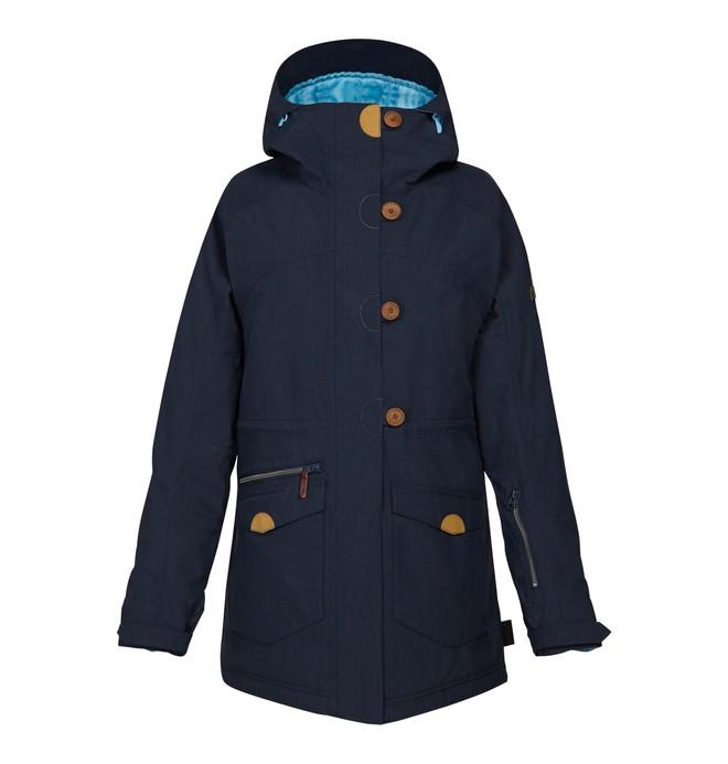 0 Women's Nature Snow Jacket  EDJTJ00007 DC Shoes