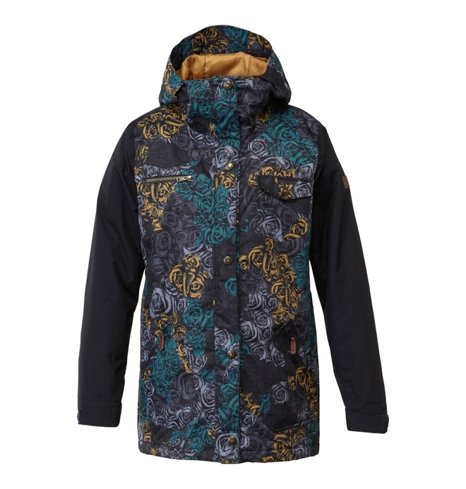 0 Women's Falcon Snow Jacket  EDJTJ00009 DC Shoes