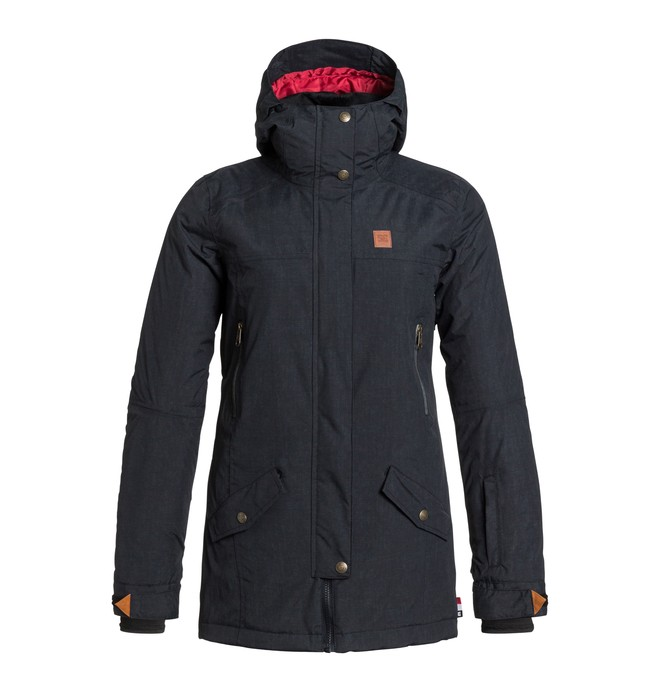 0 Women's Nature Snow Jacket  EDJTJ03002 DC Shoes