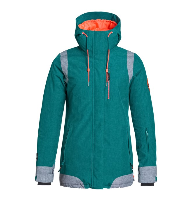 0 Truce -  Snowboard Jacket  EDJTJ03006 DC Shoes