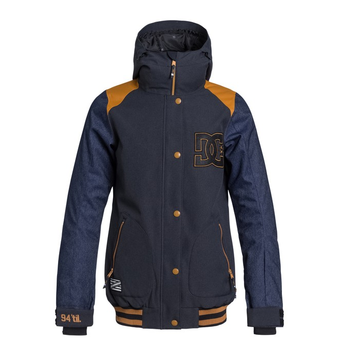 0 Women's DCLA SE Snow Jacket  EDJTJ03012 DC Shoes