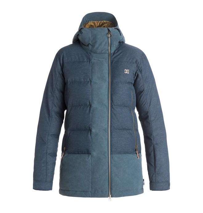 0 Liberty - Puffer Snow Jacket Blue EDJTJ03016 DC Shoes