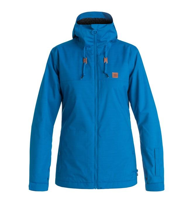 0 Сноубордическая куртка Delinquent Синий EDJTJ03017 DC Shoes