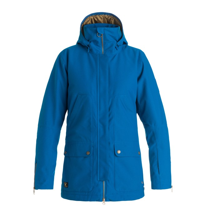 0 Panoramic - Snow Jacket Blue EDJTJ03019 DC Shoes